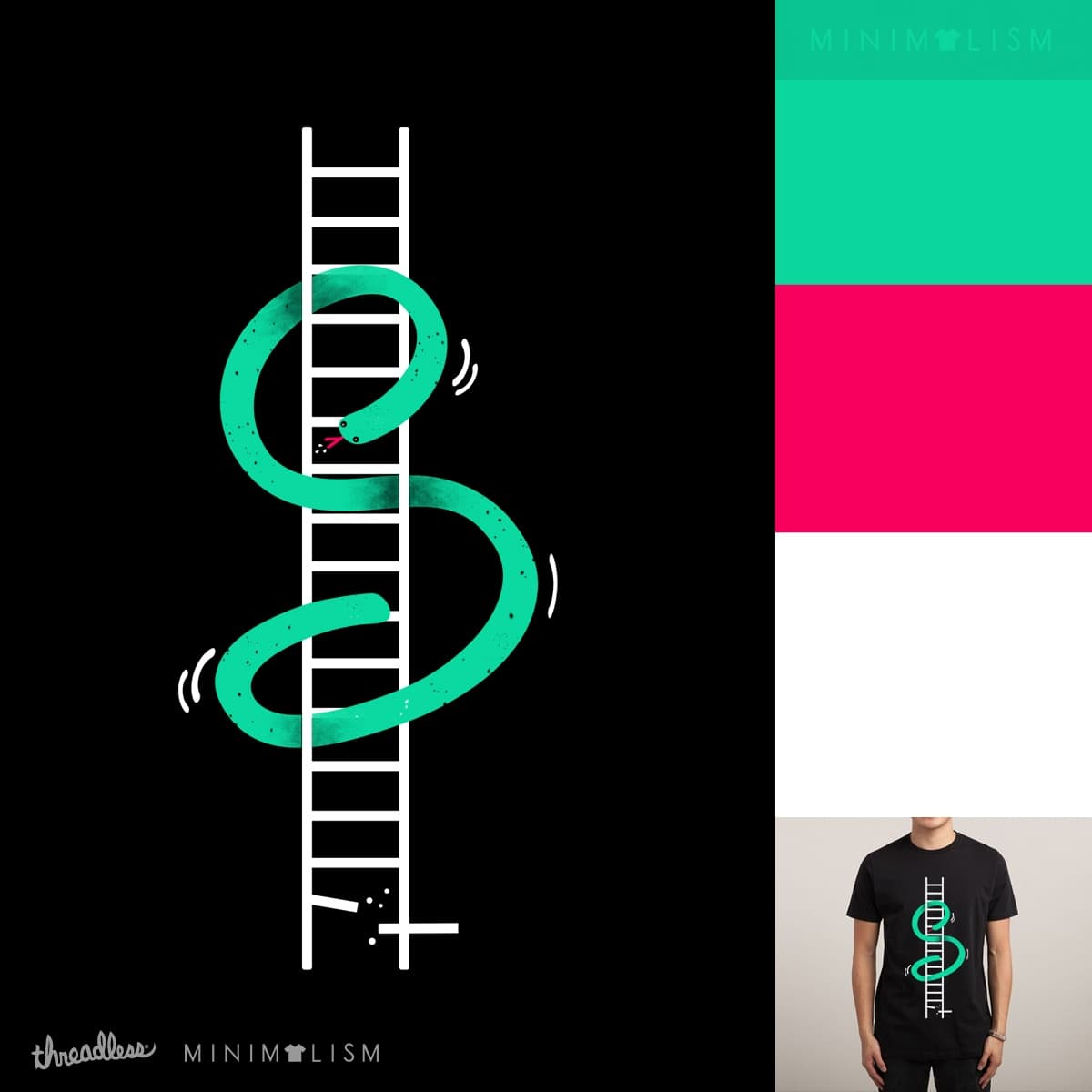 S&L by anwarrafiee on Threadless