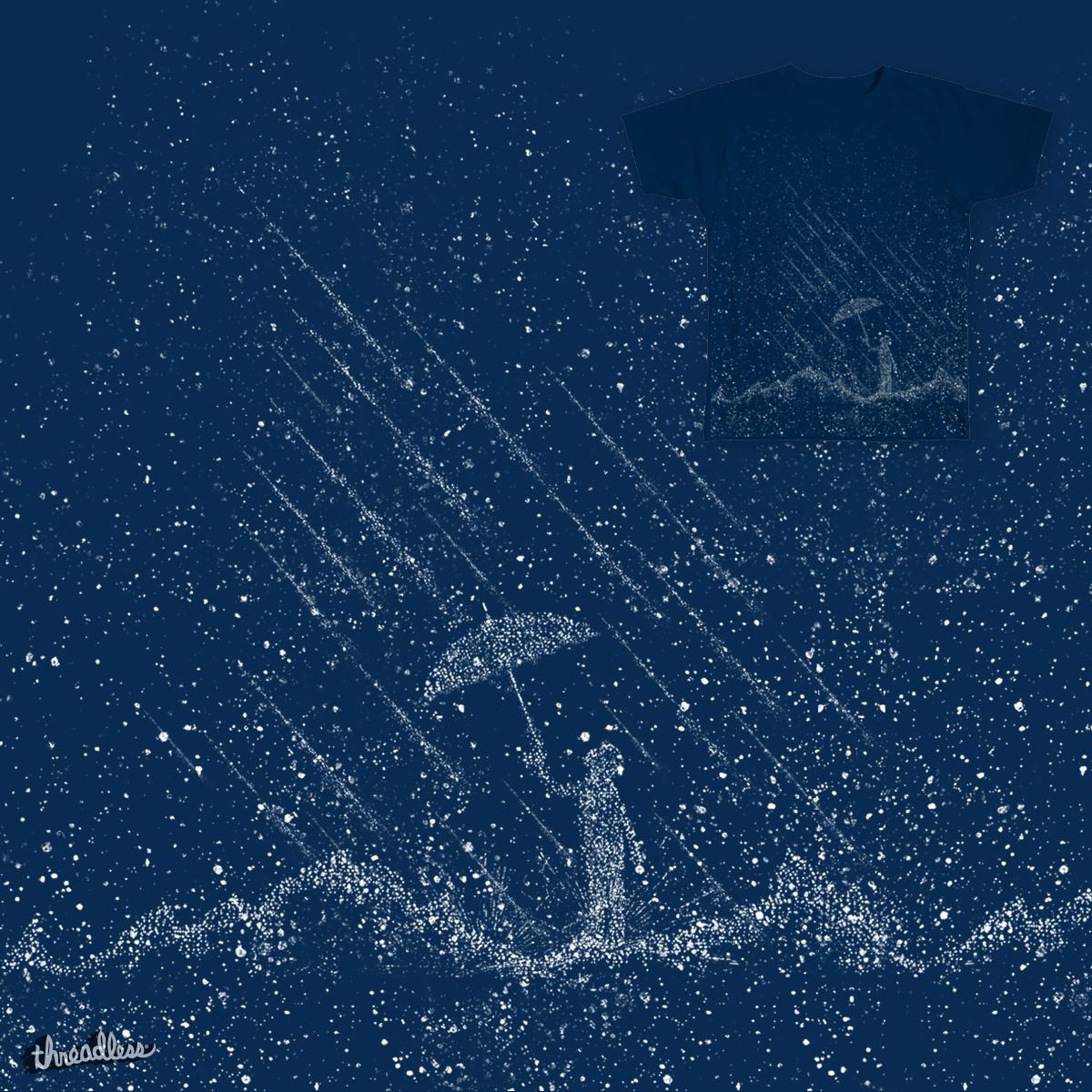 The Rain by xmanson on Threadless