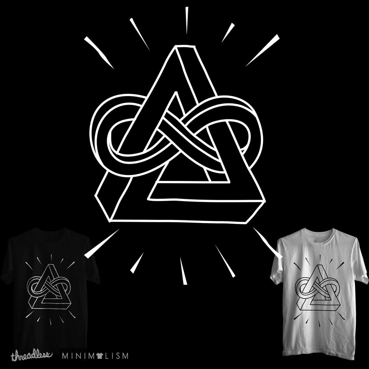 Triangle of Infinity by ndough on Threadless