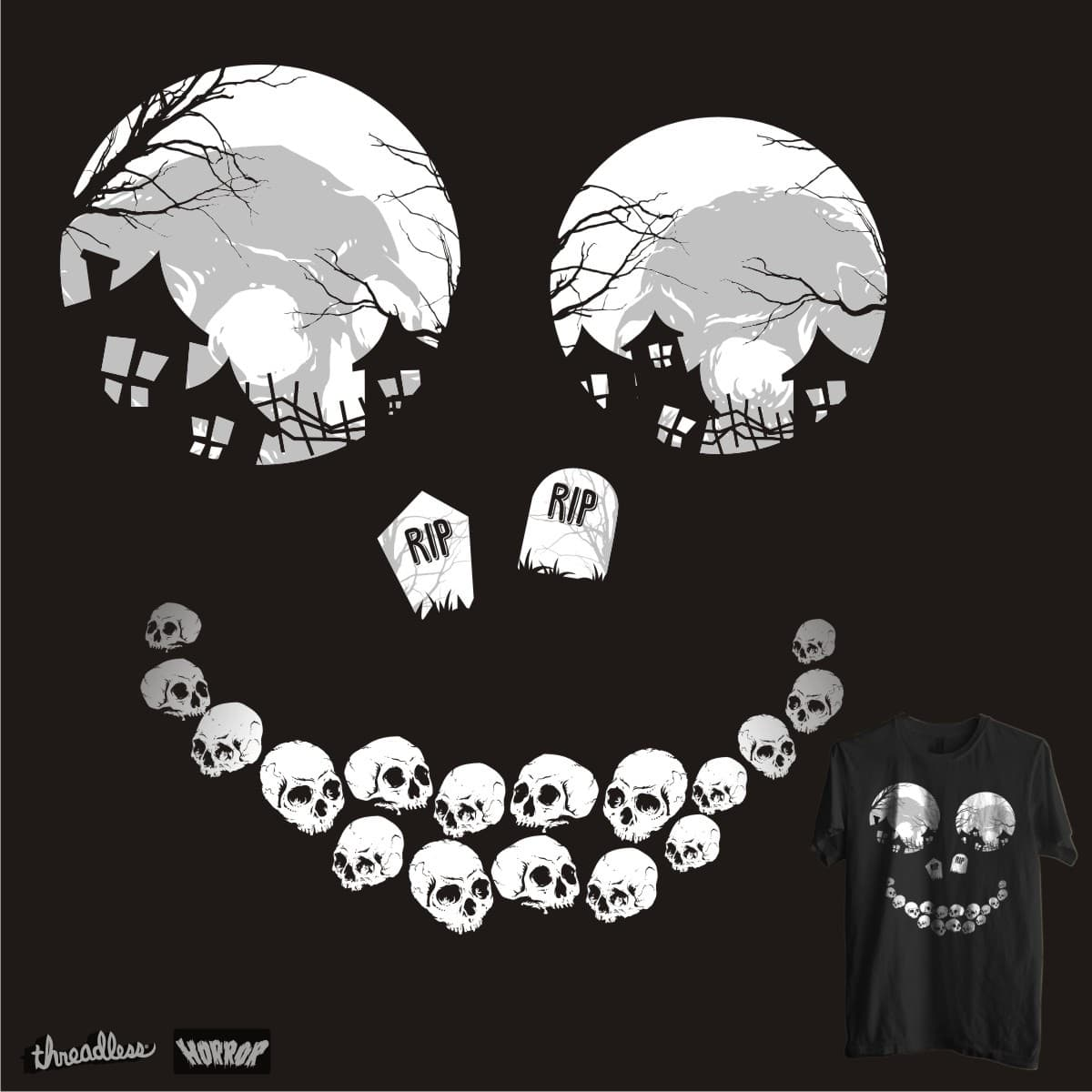 horror by agha on Threadless