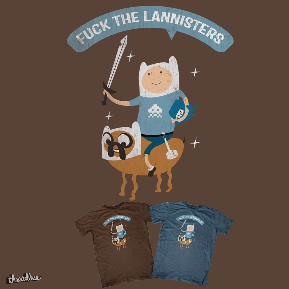 Arya by venoxy on Threadless
