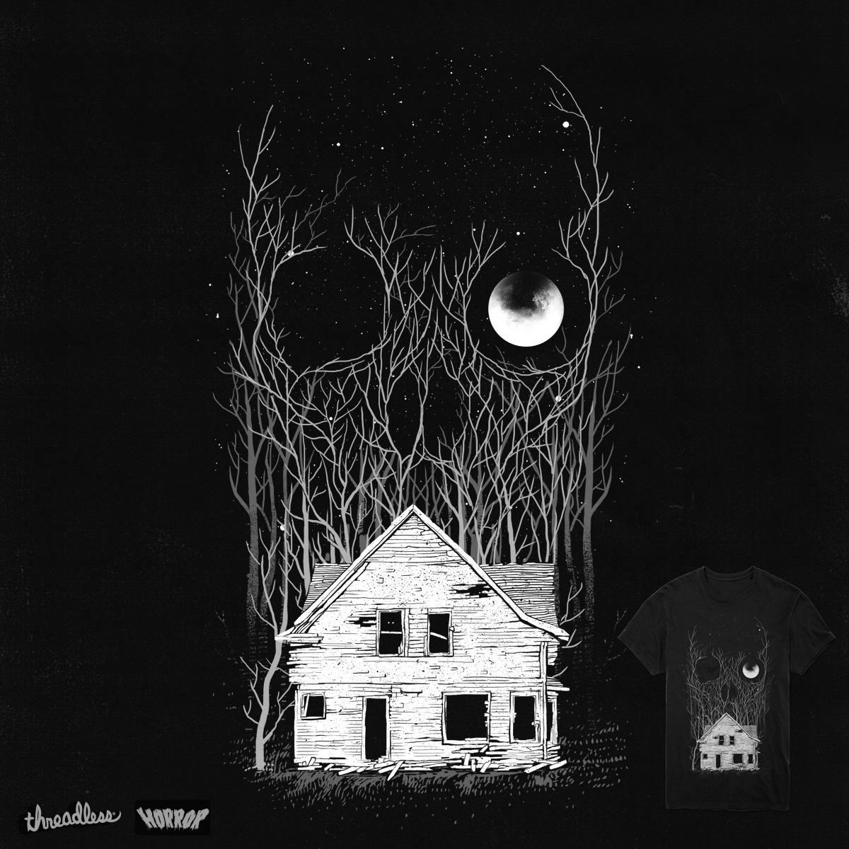 House of Death by digitalcarbine on Threadless