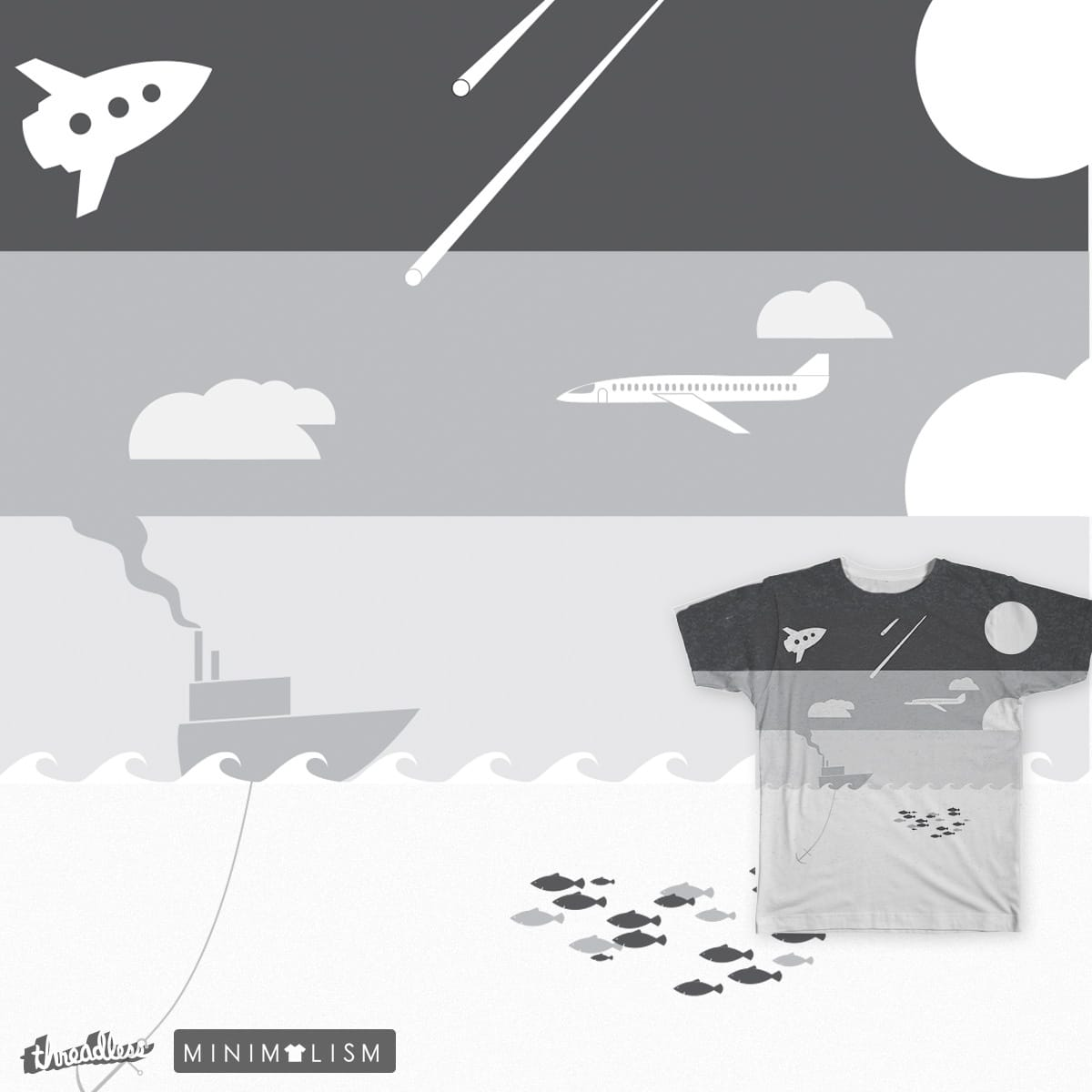 Altitude by Al_bee on Threadless