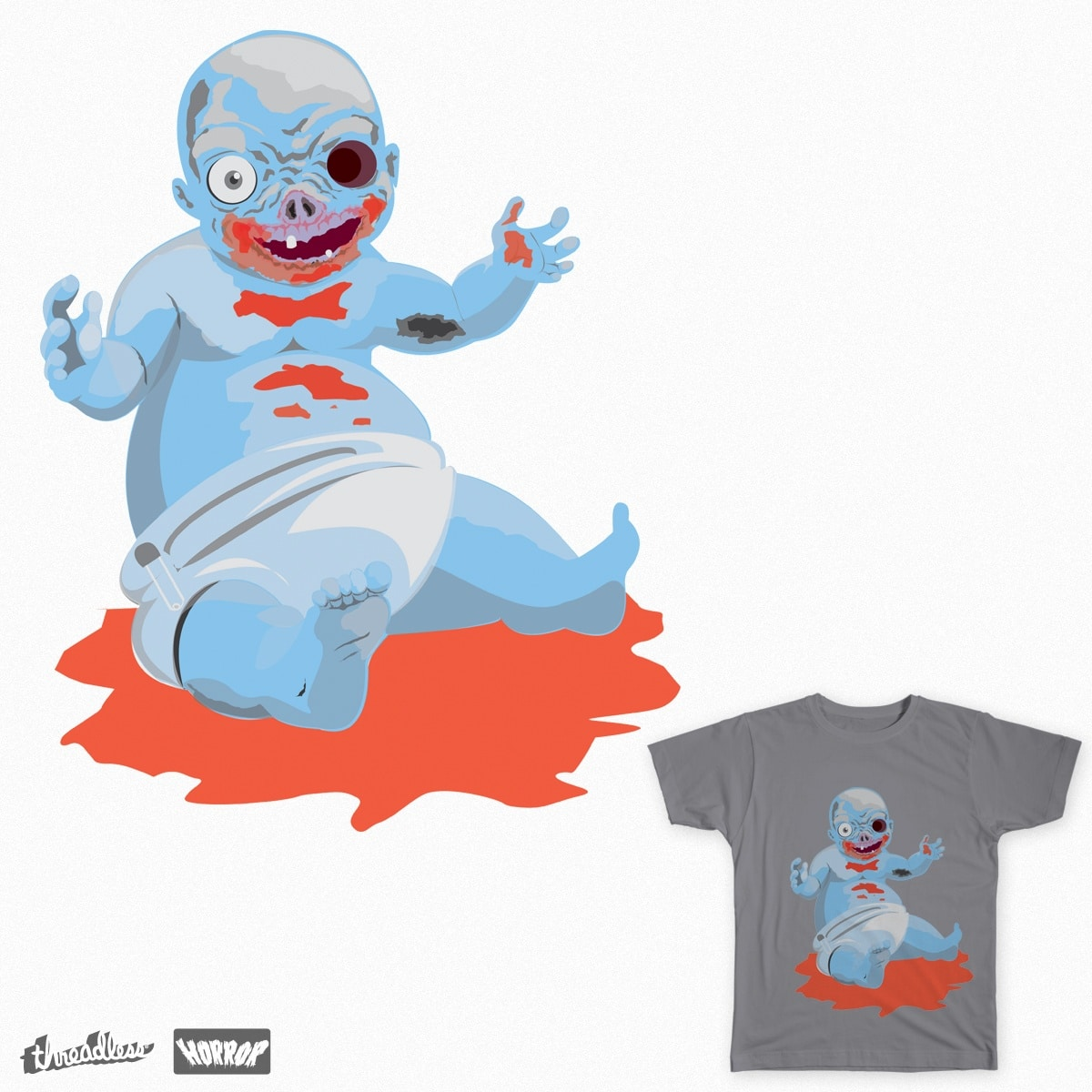 Baby Blues by Pita_Mei on Threadless
