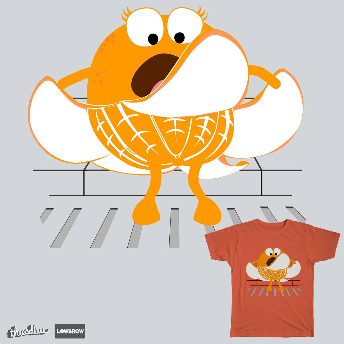 Accidental Seven-Year Itch by OneWeirdDude on Threadless