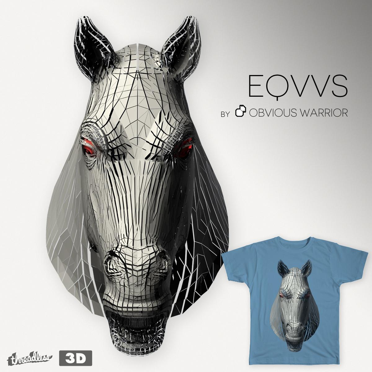 EQVVS by obviouswarrior on Threadless