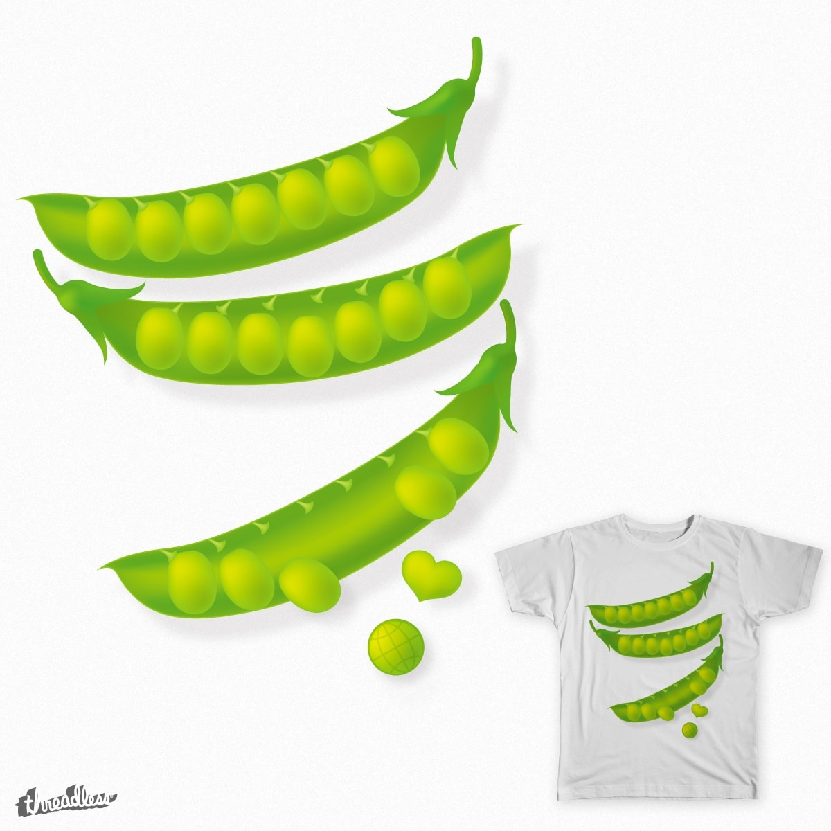 Small discovery in the daily life. by k-mano on Threadless