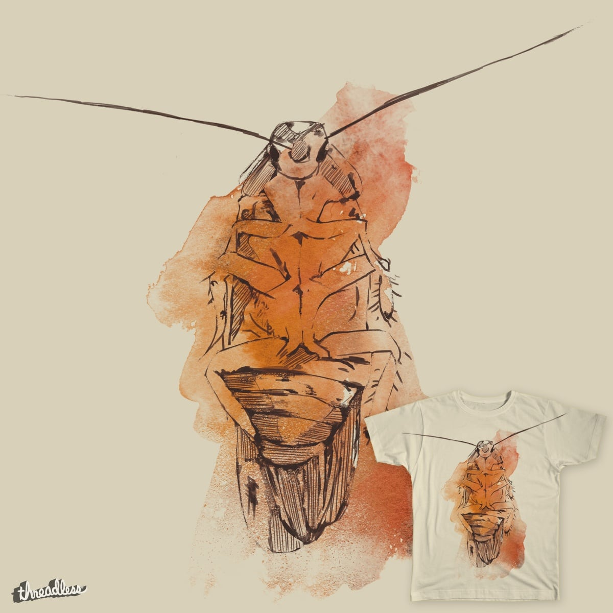 Entomology by laistd on Threadless
