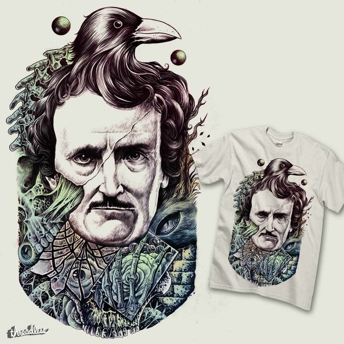 Tales of Macabre by azrhon on Threadless