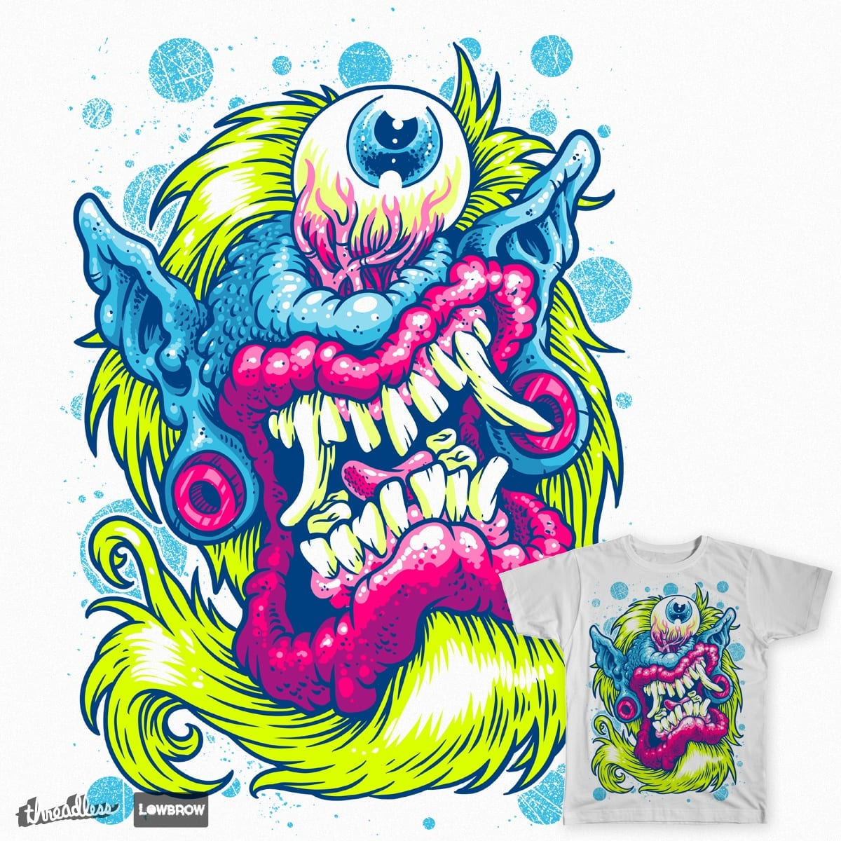 Mutant Man by T_TcryfaceT_T on Threadless