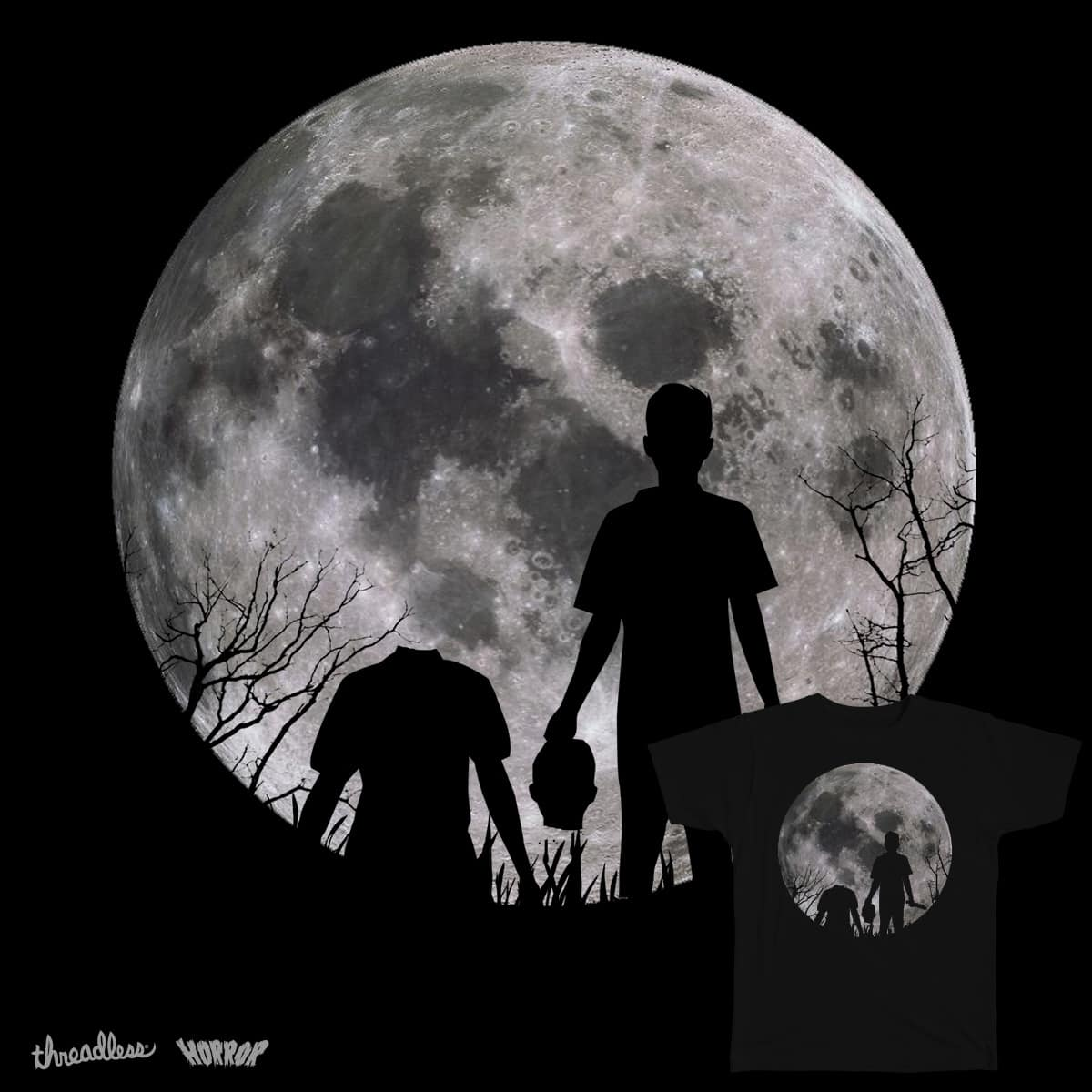 night of murder by bobbynuryusuf on Threadless