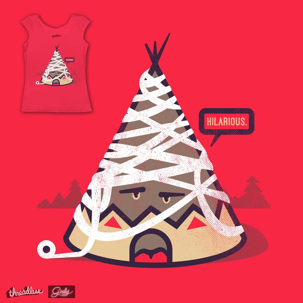 T.P.'d by campkatie on Threadless