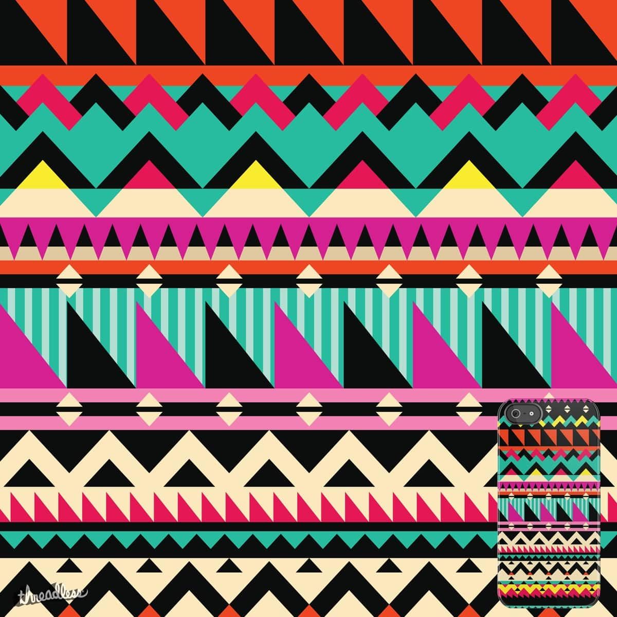 Tribal patterns and designs