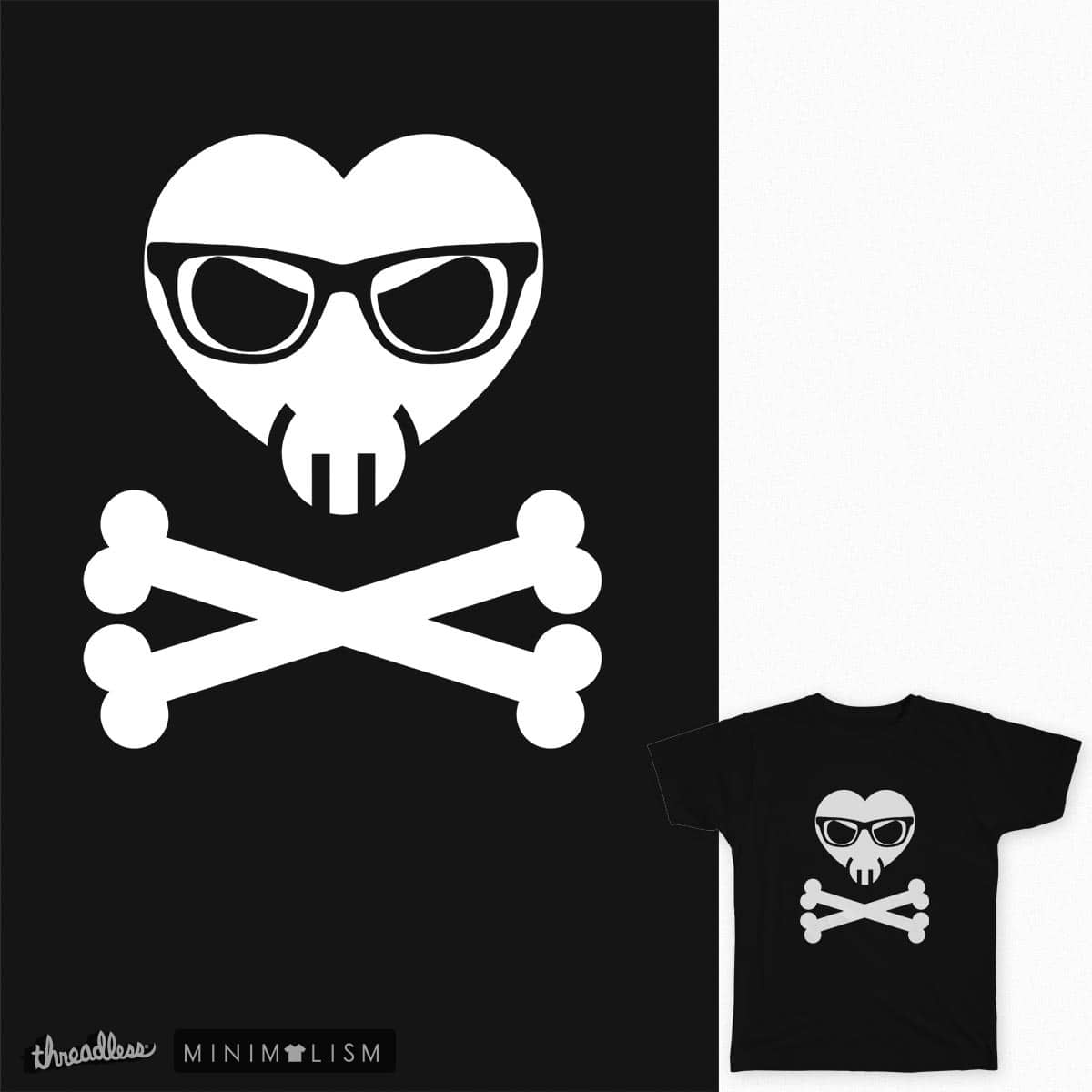 Nerdy Pirate by mestre on Threadless