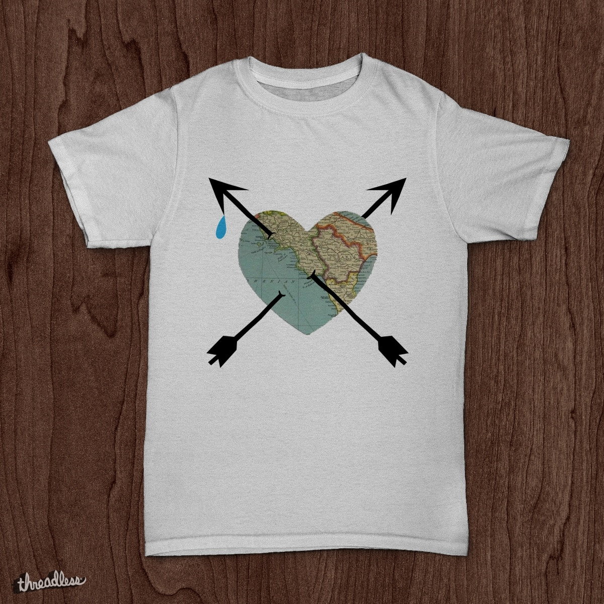 Dying World by ATDesigns on Threadless