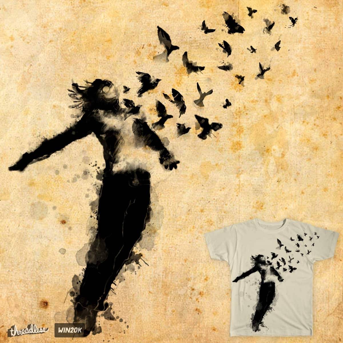 Ashes to Ashes...Ink to Ink by ELa Rivs on Threadless