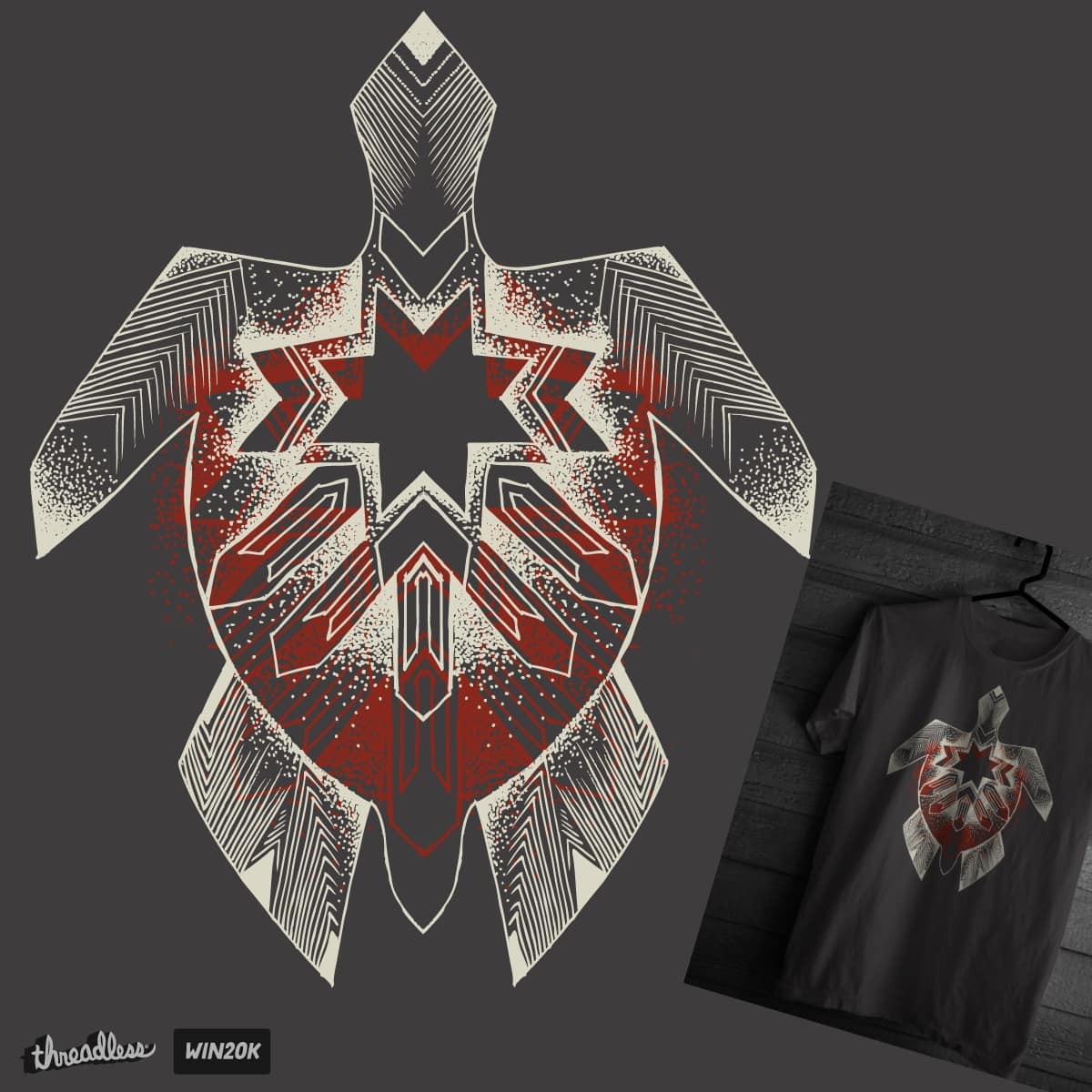Turtle Island by Taylor0305 on Threadless