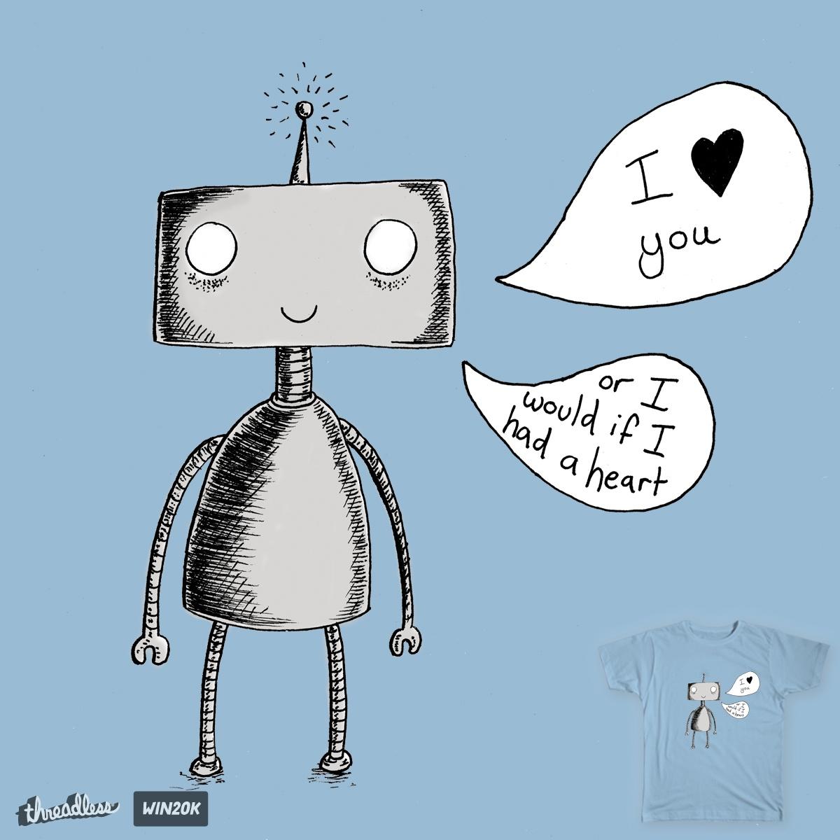 Love Machine by BaronVonMonkey on Threadless