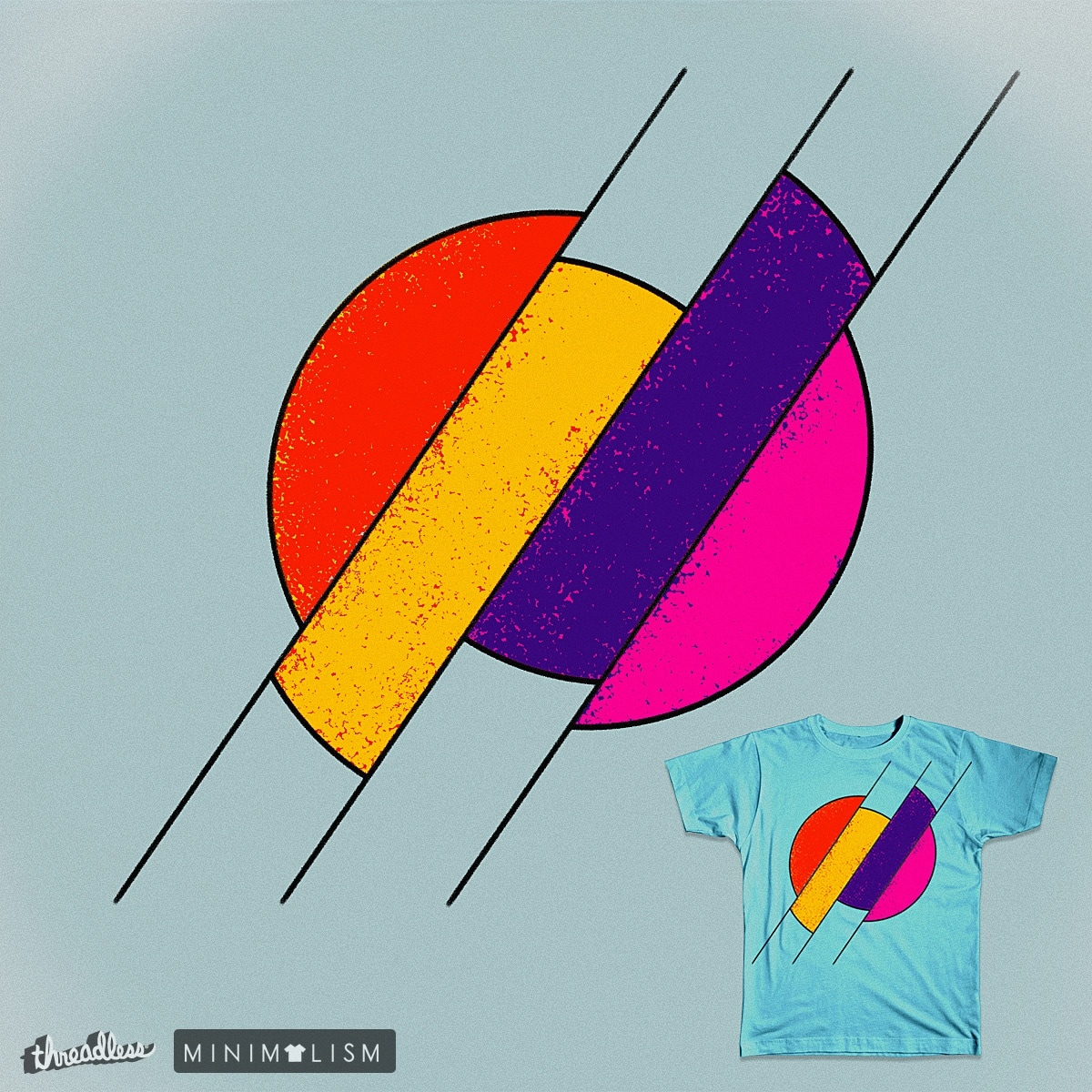 Sunset Reflections by 38Sunsets on Threadless