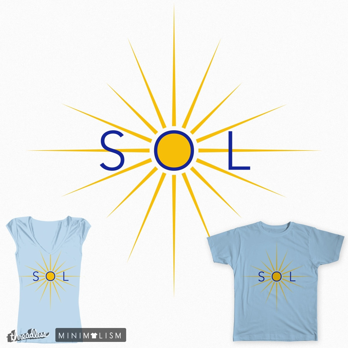 SOL by elysian_visions on Threadless
