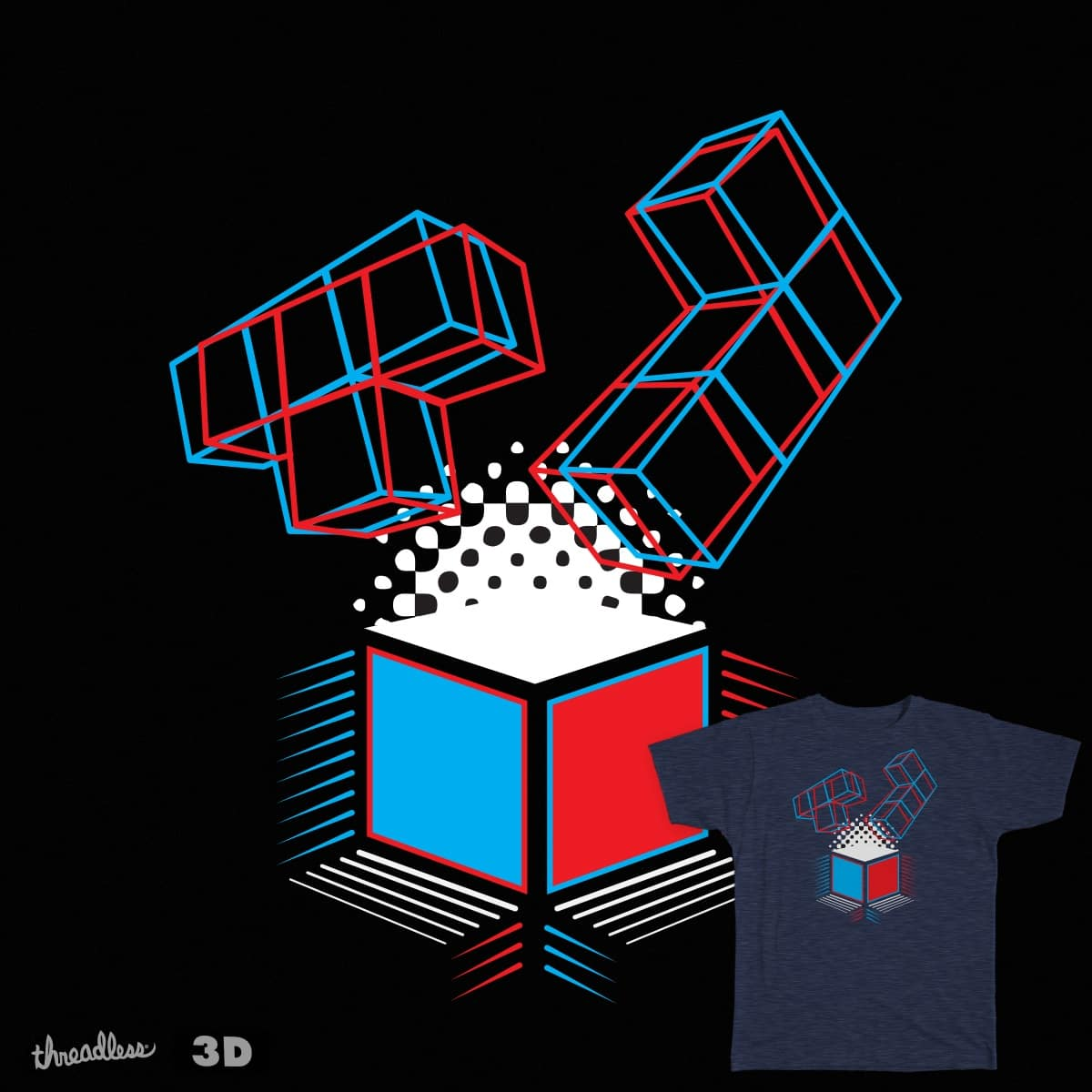 holo-tris by gobseck on Threadless