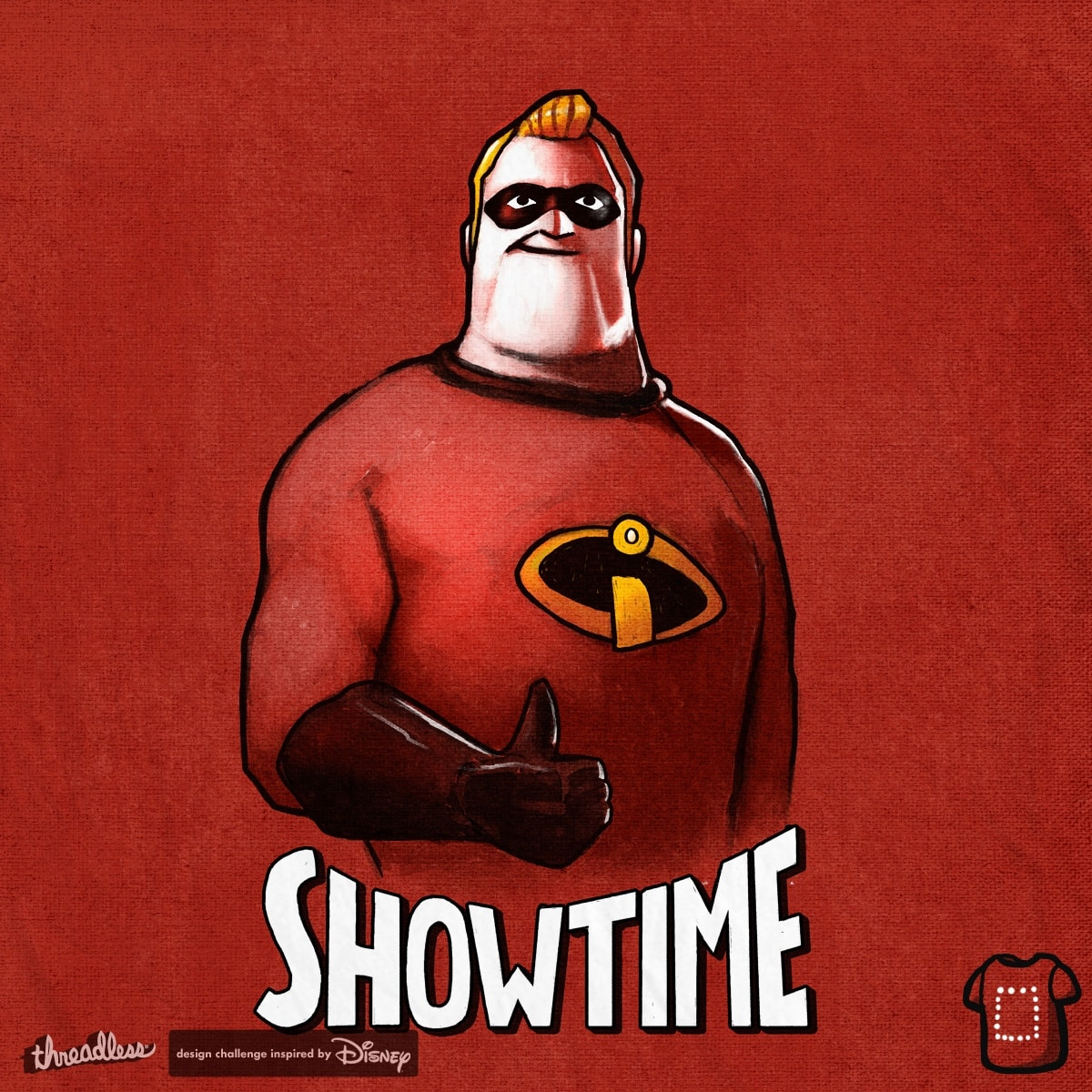 Showtime! by RonanL on Threadless