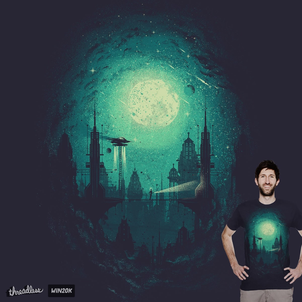 3012 by robsonborges on Threadless