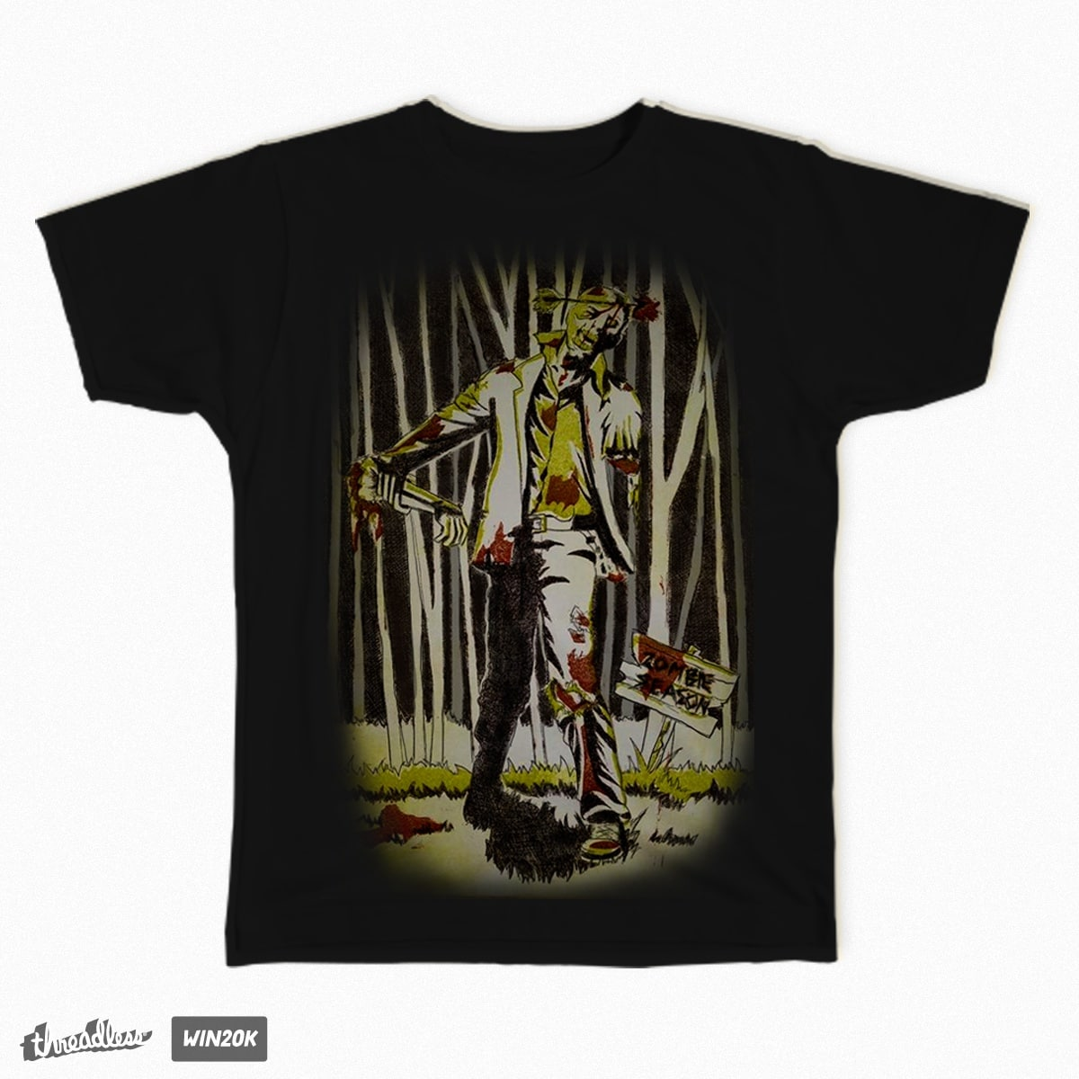 Zombie Season by jlsherer on Threadless