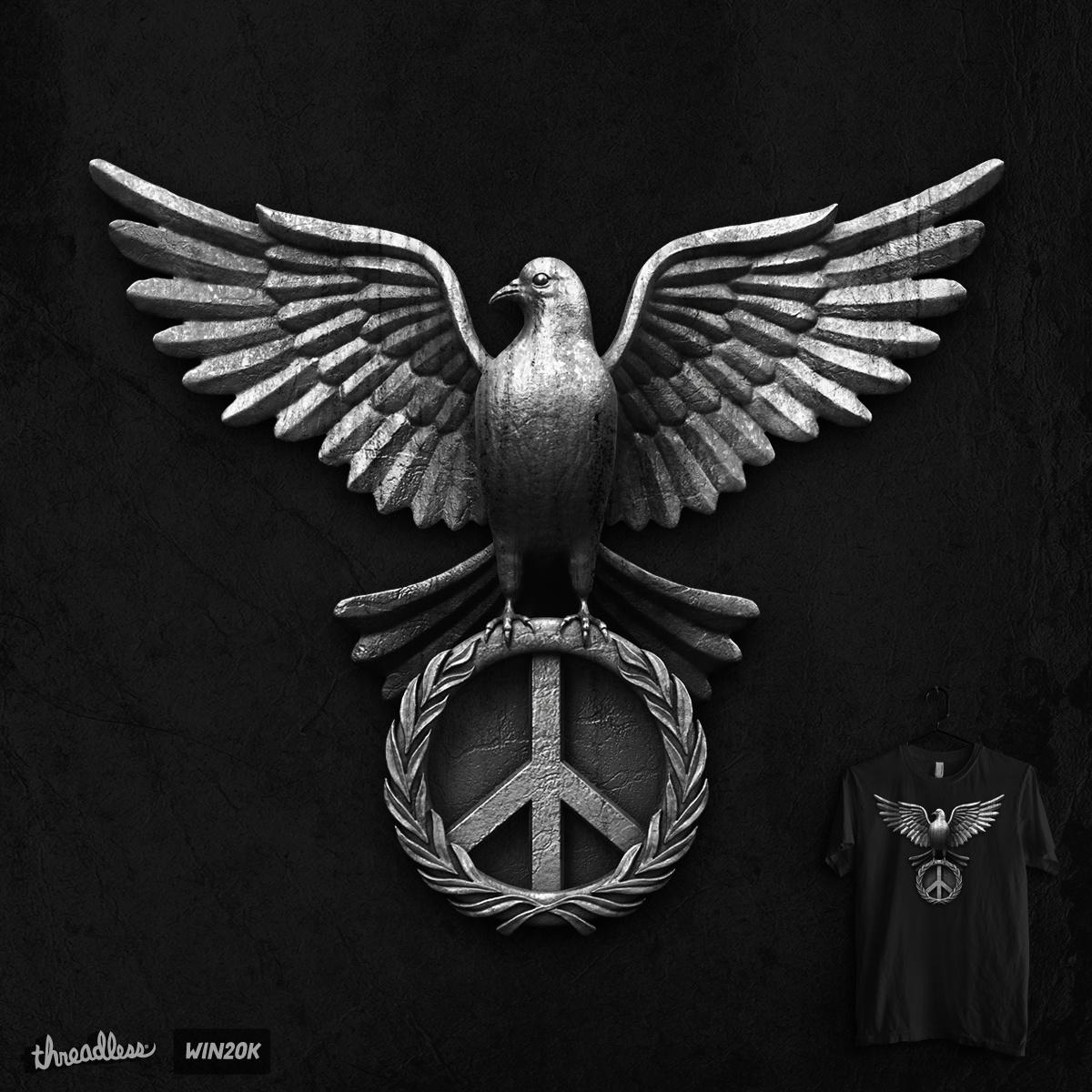 Pigeonism by idilek on Threadless