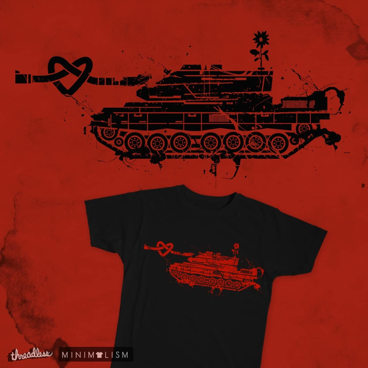 stop the war by gaci on Threadless