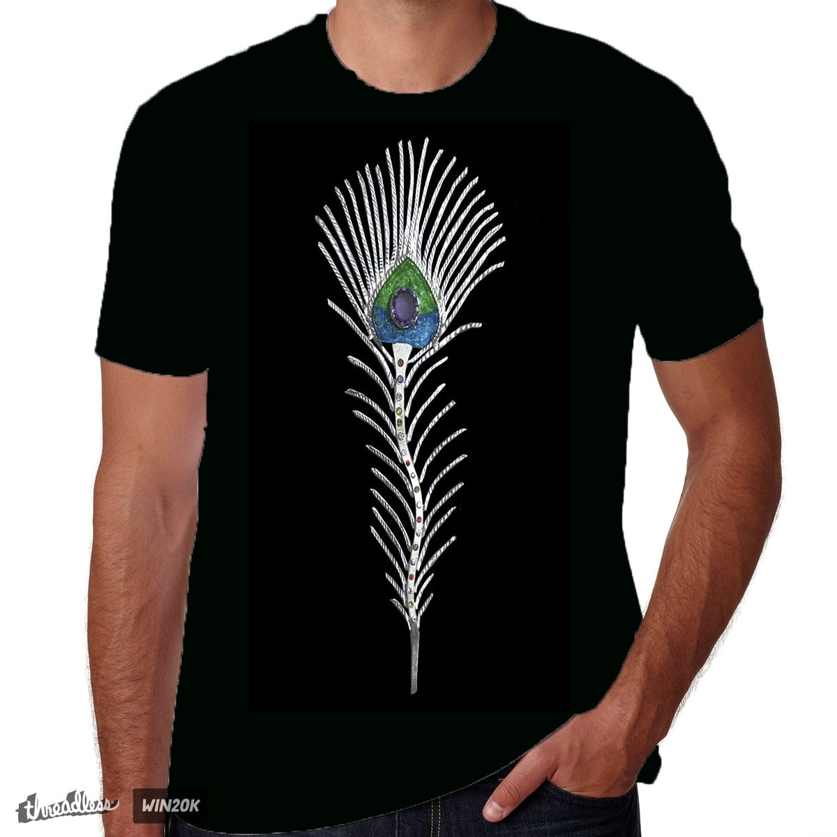 peacock by sangita714 on Threadless