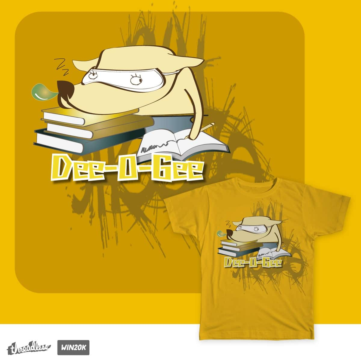 Dee-O-Gee by spanwat on Threadless
