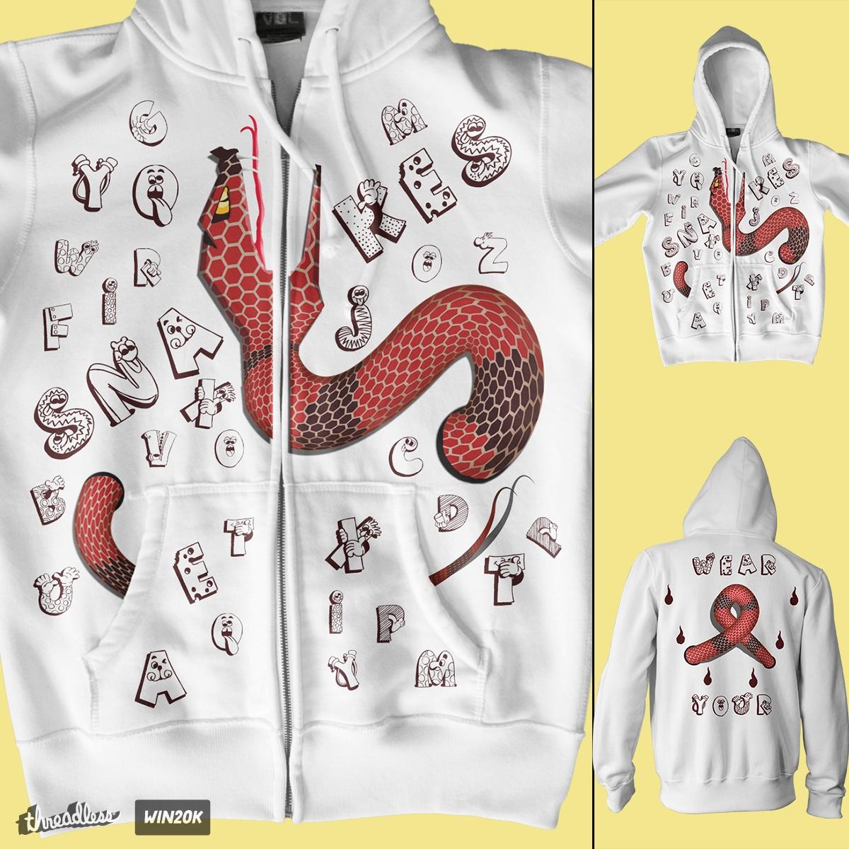 Wear It! by Engico on Threadless