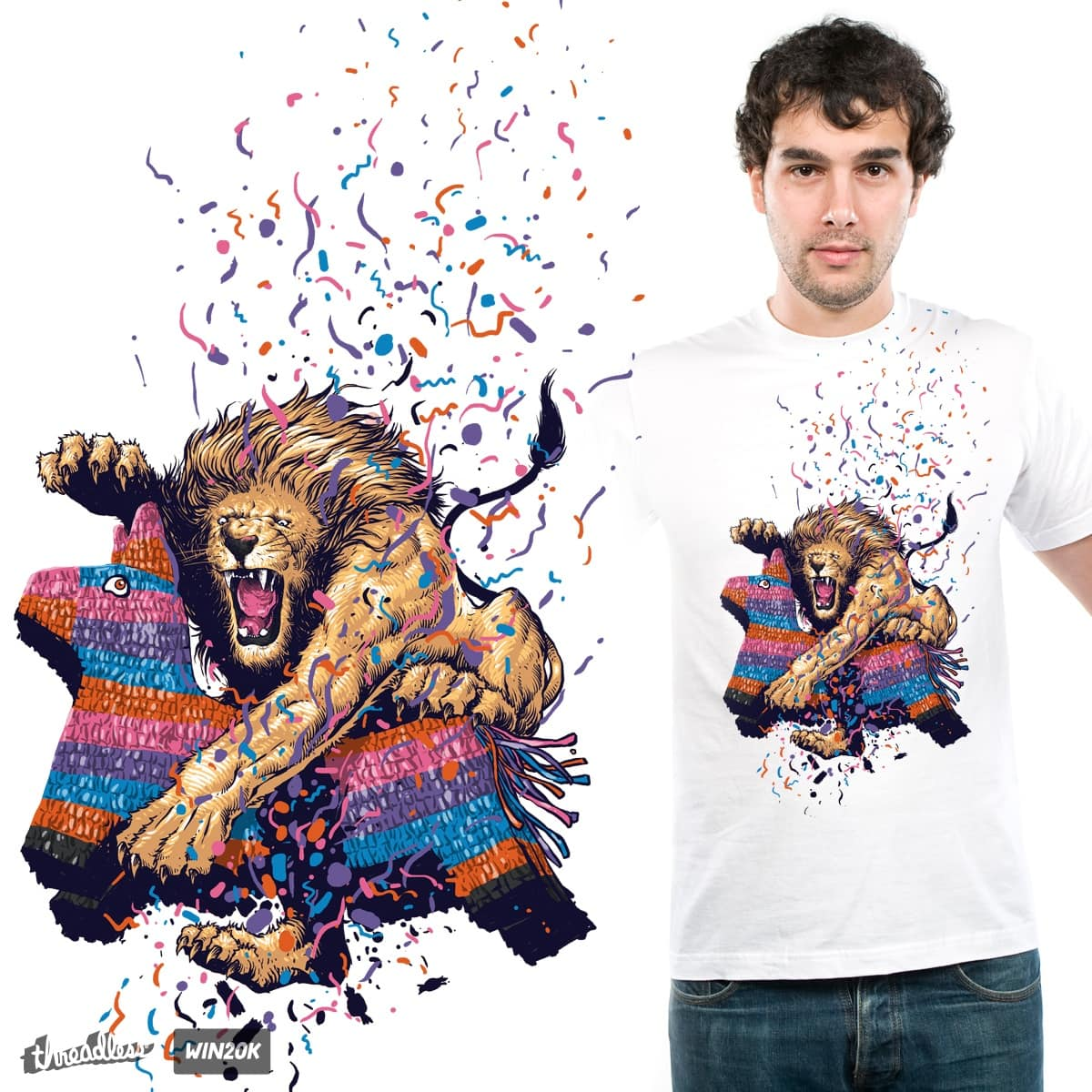 Animal Instinct by ndrue182 and goliath72 on Threadless