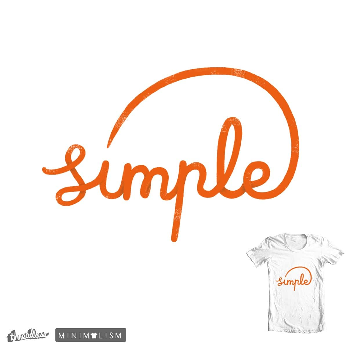 Simple by c-royal on Threadless