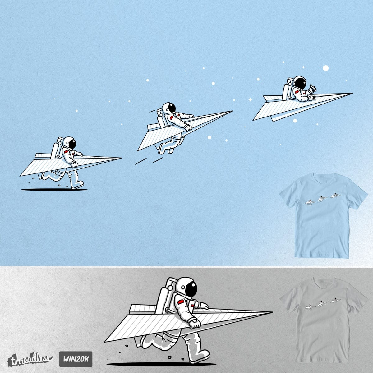 Take Off by uptme on Threadless