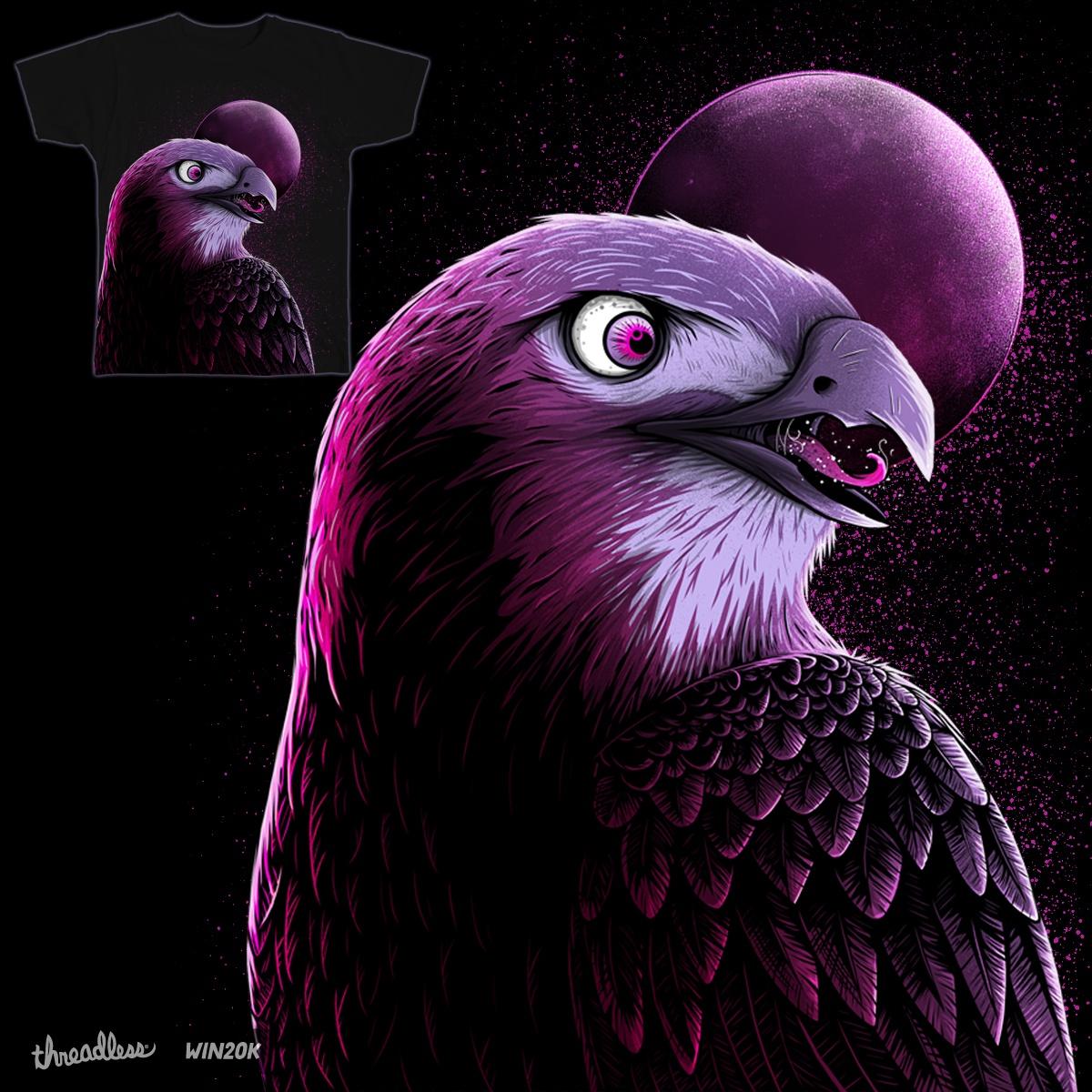 Hawklipse by arnokiss on Threadless