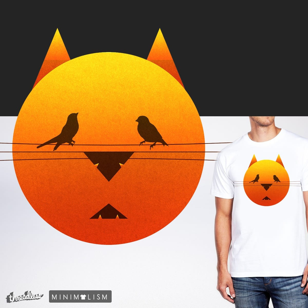 CAT - SET by RangoplanB on Threadless