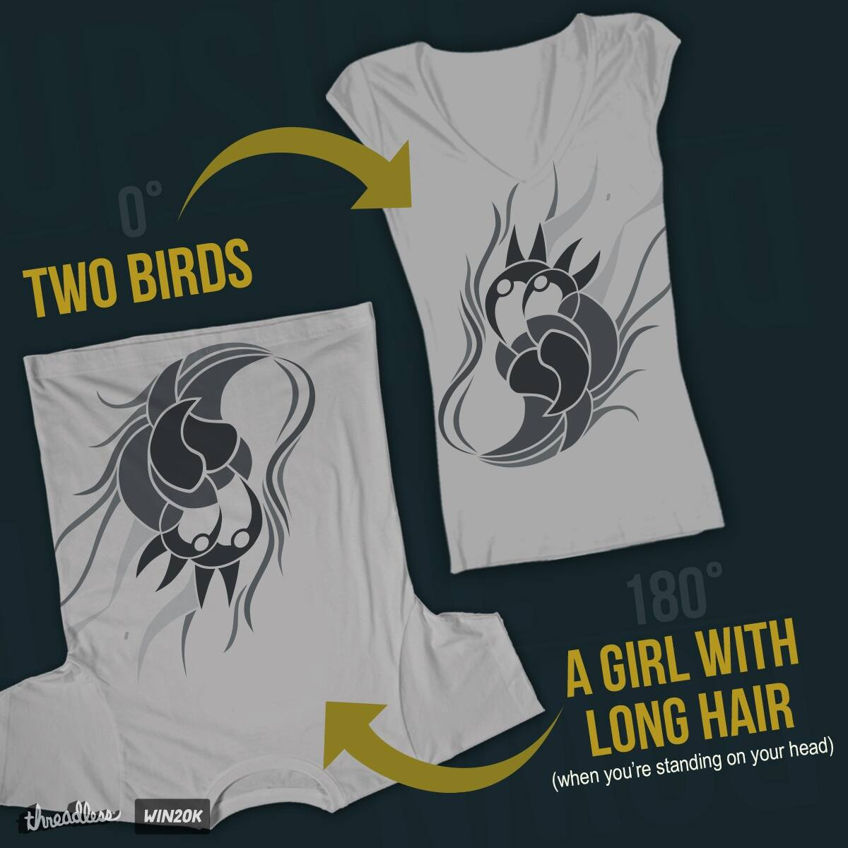 Check Out This Chick by IntestineArt on Threadless