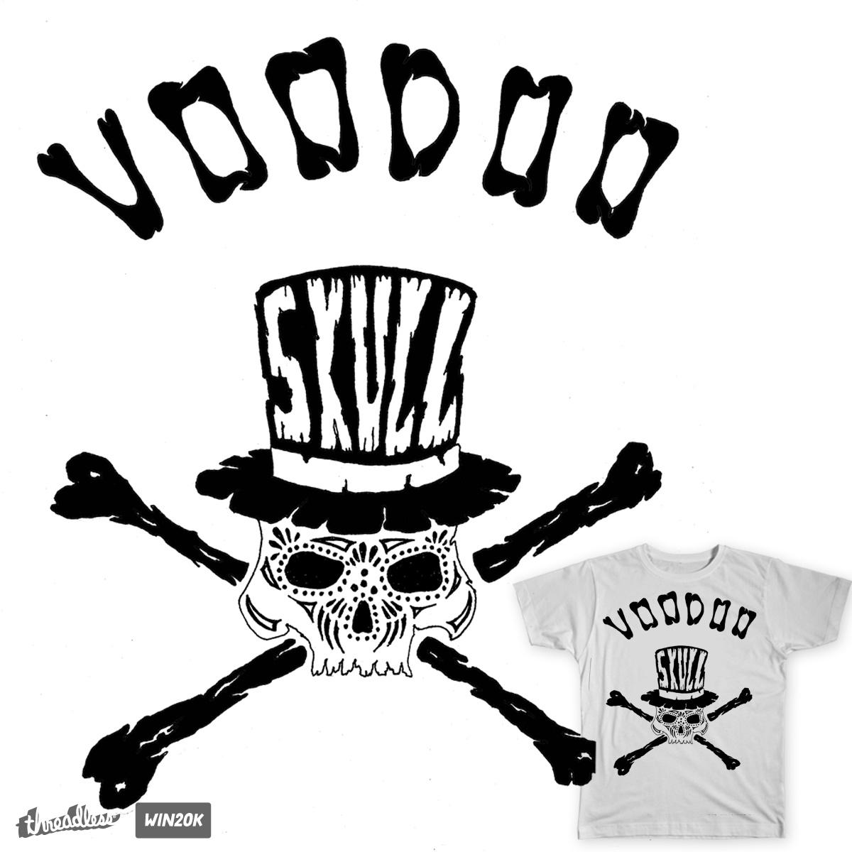 Voodoo by TRYBYK on Threadless