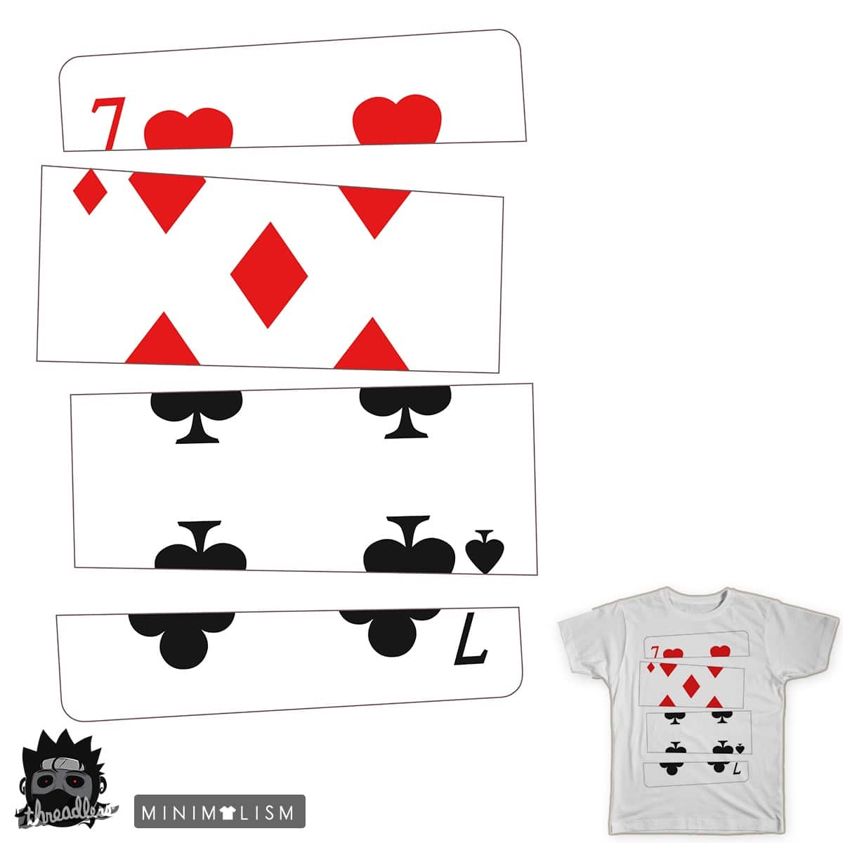 Just four luck by 7Ninja on Threadless