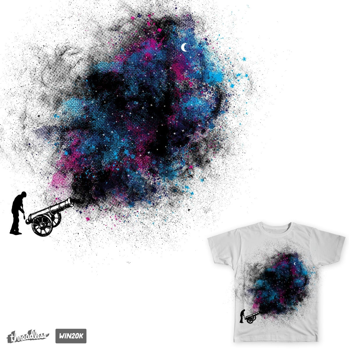 The Big Bang by daletheskater on Threadless