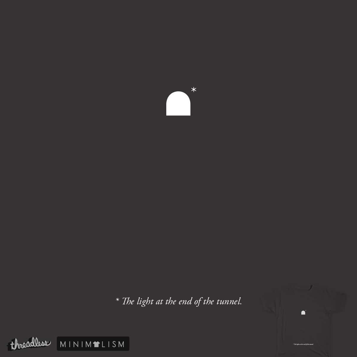Tunnel Vision by Haasbroek on Threadless