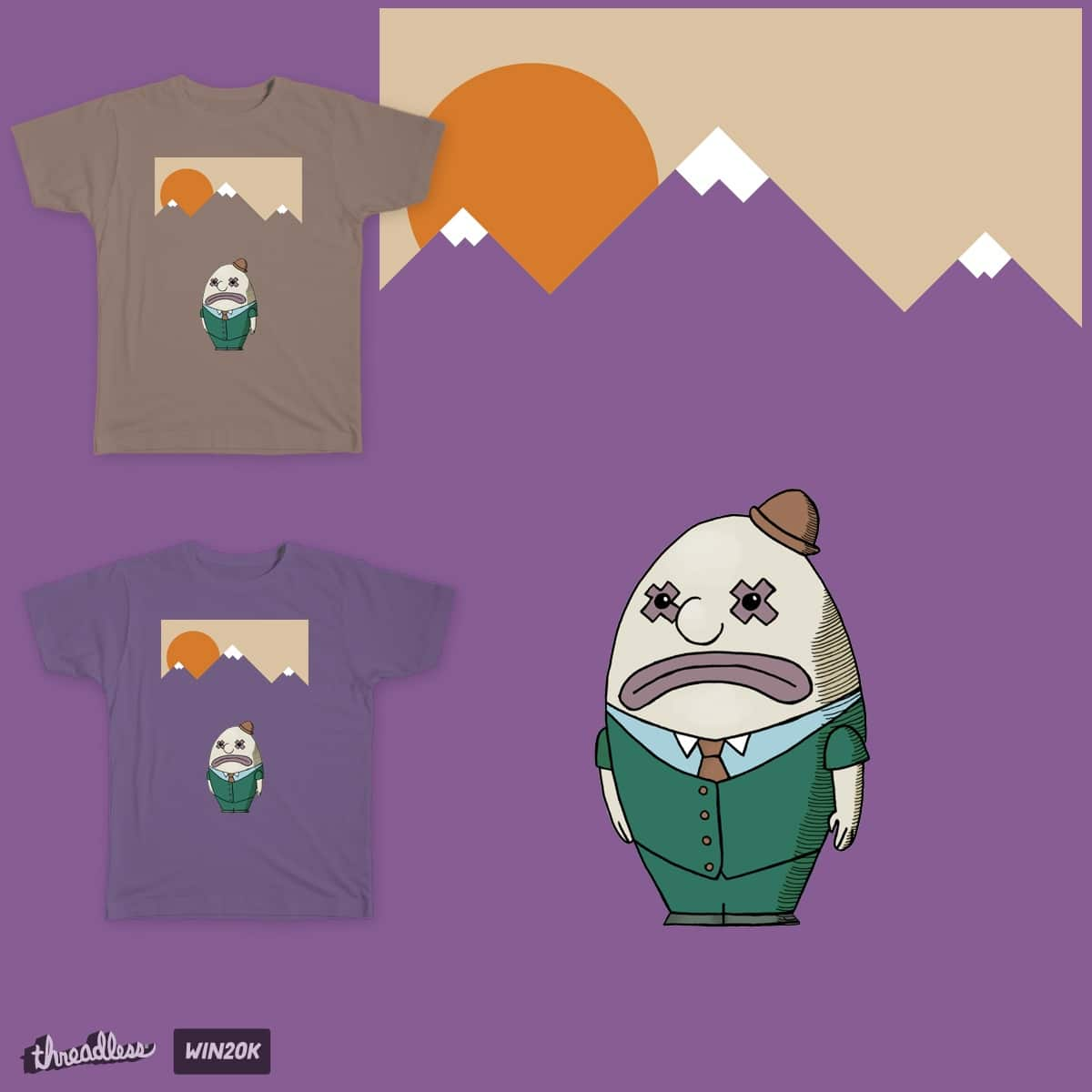 When we last left our hero... by justin23000 on Threadless