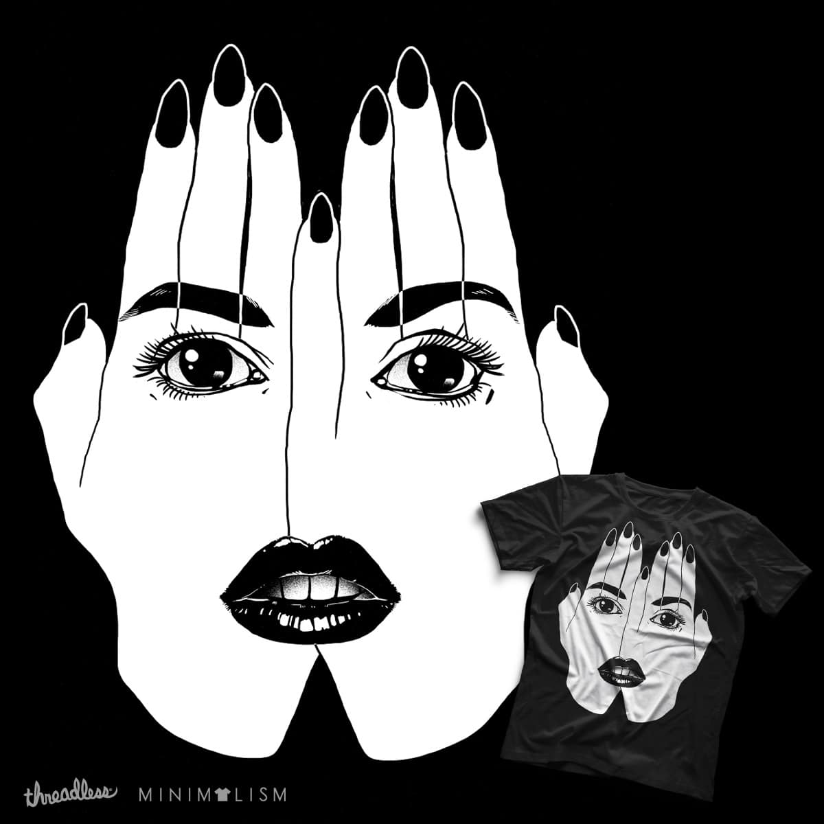 Seeing In The Dark by Bburkhart on Threadless