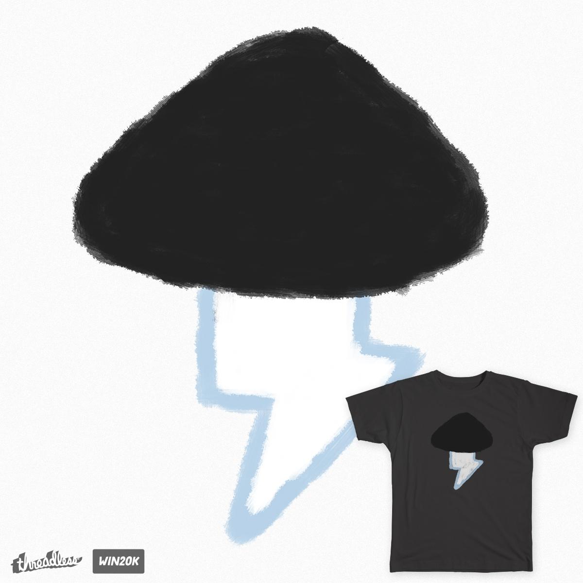 Lightningshroom by Jahmonkey on Threadless