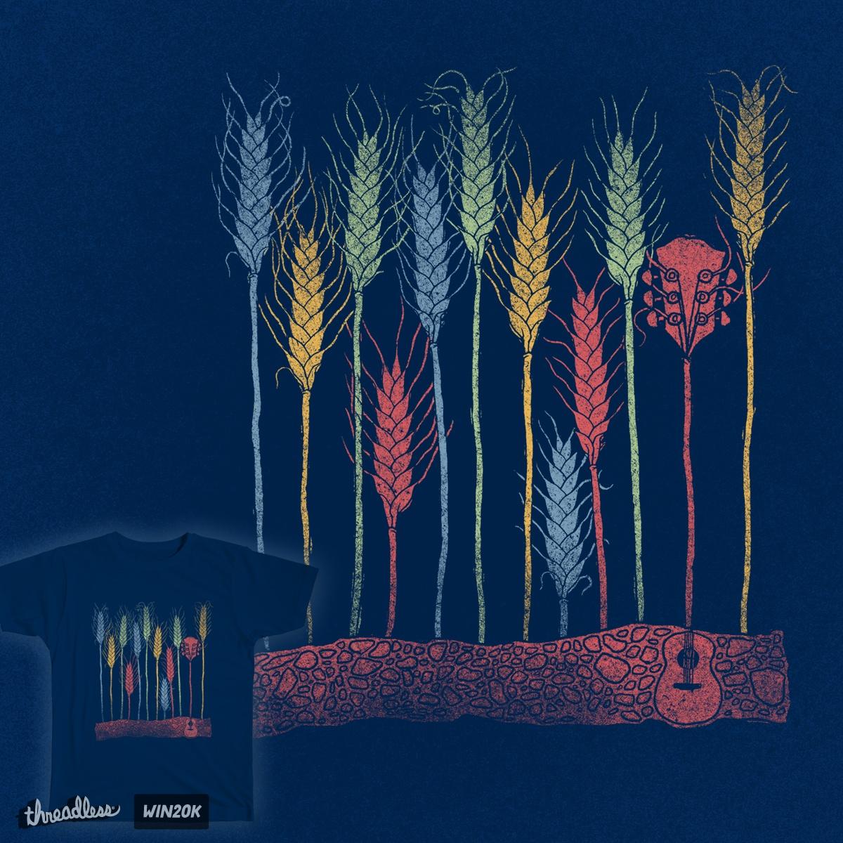 Frumentum musicalis. by maksloe on Threadless