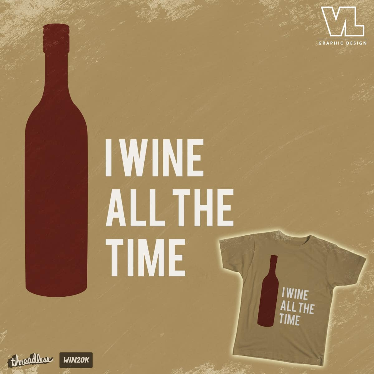 Winery by vectoredlife on Threadless