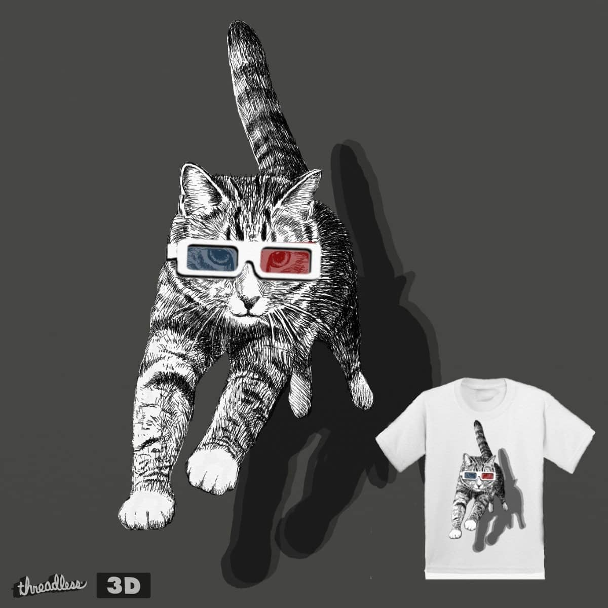 A Jump to 3D by est133 on Threadless