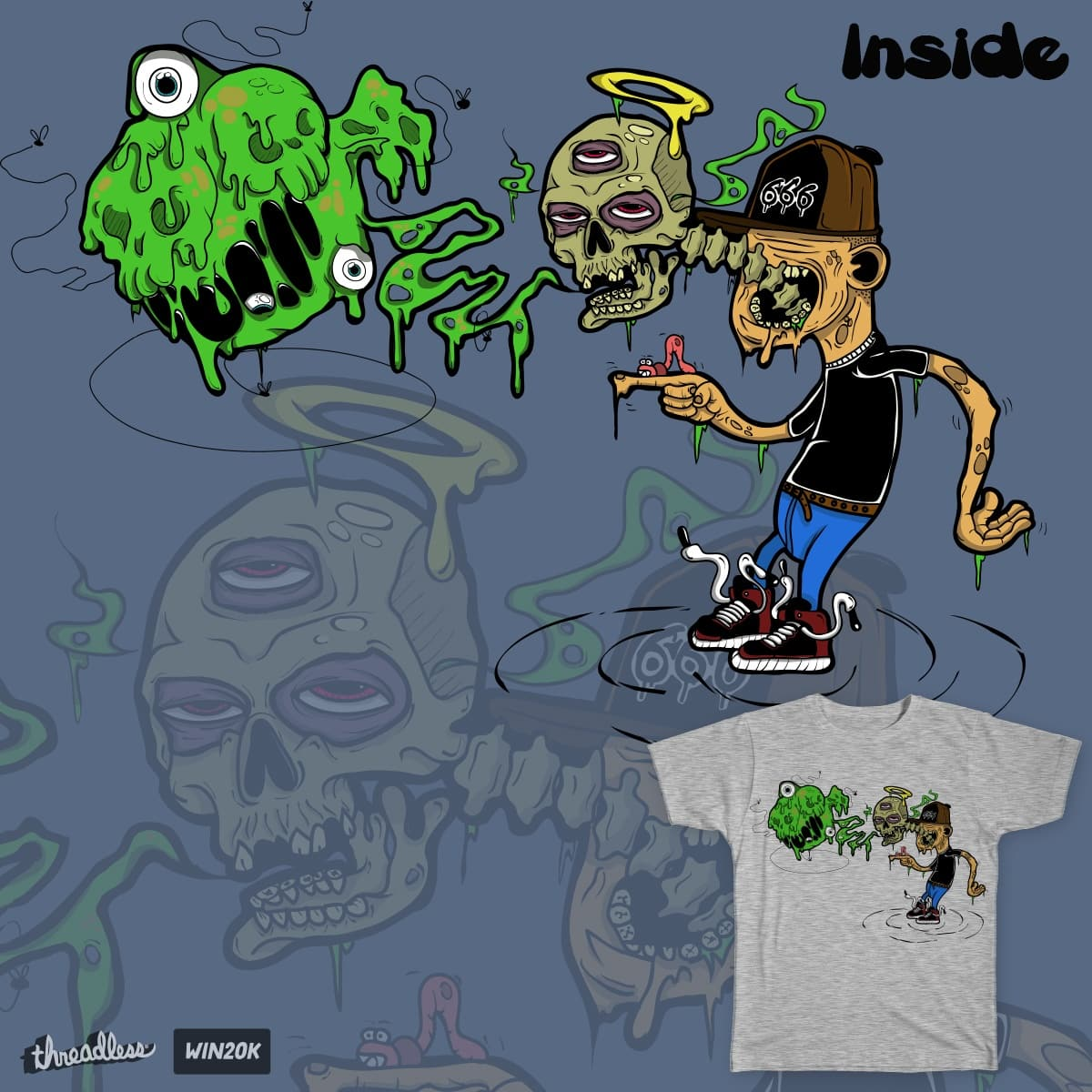 Inside by bombilloag on Threadless